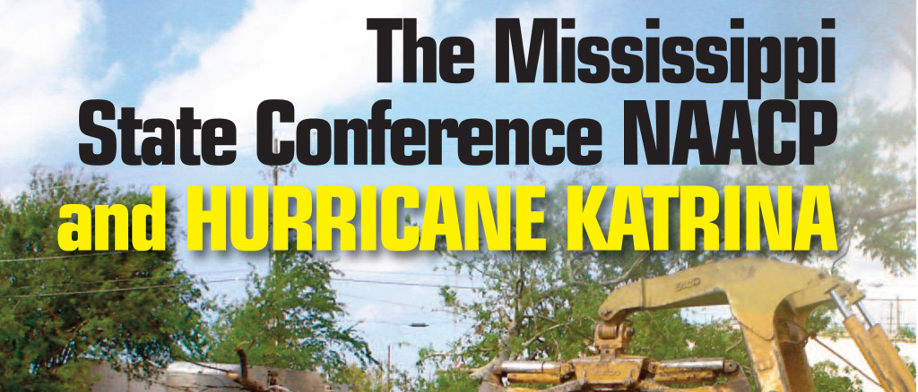 MSNAACP and Hurricane Katrina