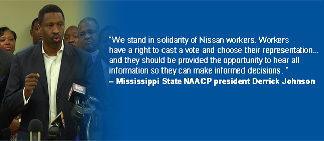 2013 NAACP Nissan Report