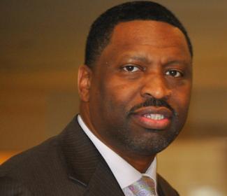 President Derrick Johnson