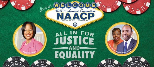 NAACP National Conference Las Vegas