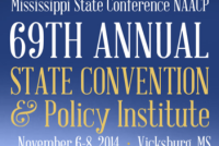 2014 MS NAACP State Convention graphic