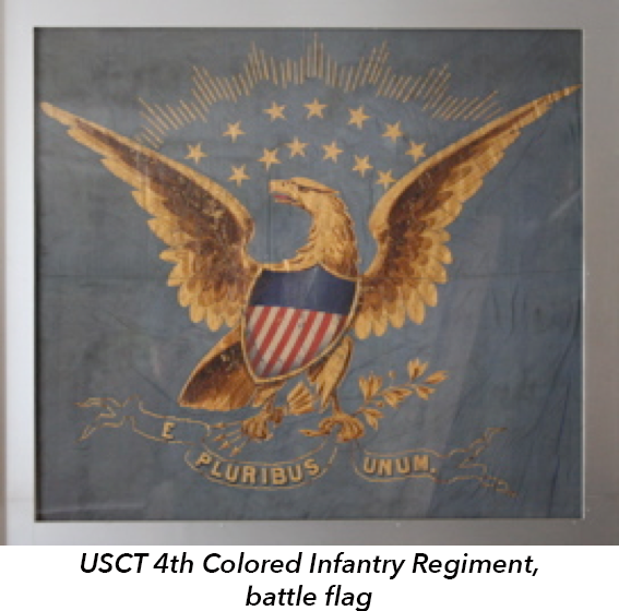 USCT 4th Colored Infantry Regiment